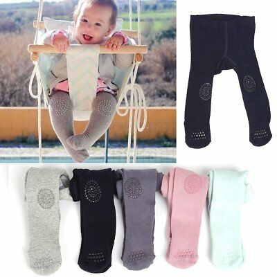Baby Toddler Infant Kids Girl Cotton Warm Pantyhose Socks Stockings Tights 0-24M