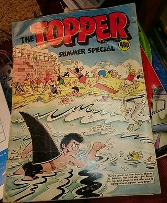 The Topper Summer Special 1985