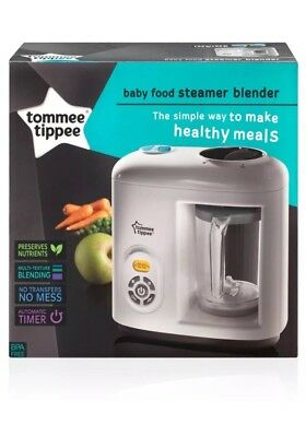Tommee Tippee Streamer Blender. ( USED IN VERY GOOD CONDITION)