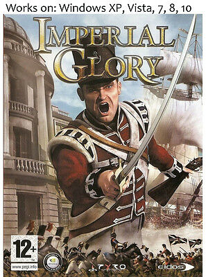 Imperial Glory PC Game Windows XP Vista 7 8 10
