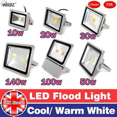 LED SECURITY LIGHT 10W 20W 30W 50W 100W FLOODLIGHT GARDEN OUTSIDE Security  LAMP