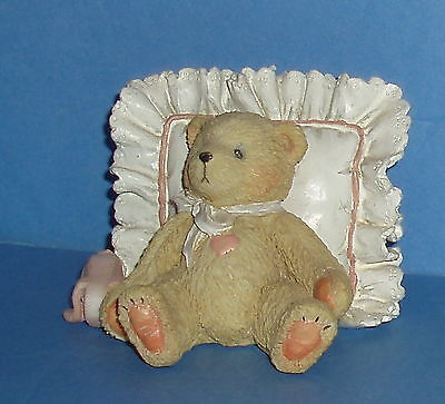 """Cherished Teddies MANDY """"I Love You Just The Way You Are"""" P. Hillman"""