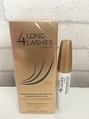 Long 4 Lashes- Eyelash Growth Enhancing Black Mascara 10ml