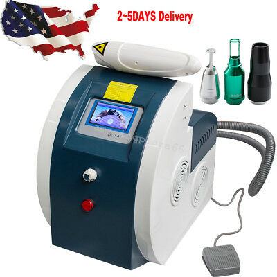 Professional Laser Tattoo Eyebrow Pigment Removal Beauty Machine Eyelid Lip Line