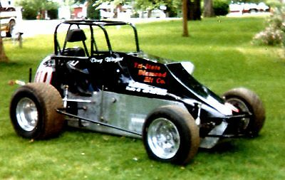 Two 1970 Turner Monocoque Midgets