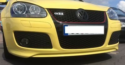 FRONTANSATZ FRONTSPOILER LIPPE VW GOLF 5 V ABS GTI GT Edition ed 30 Frontschürze