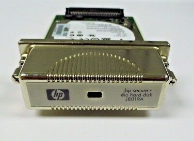 HP Secure EIO Hard Disk (J8019A) - 120GB SATA