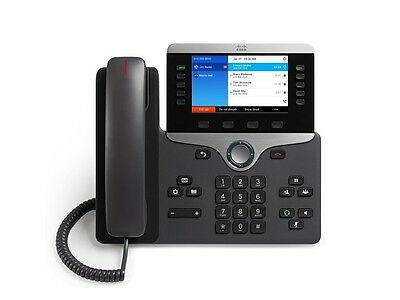 Cisco 8841 IP VolP Phone Telephone (CP-8841-K9). BRAND NEW!