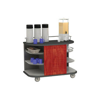 "Lakeside 8715 47""Wx26""Dx38""H Stainless Steel Hydration Cart"