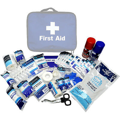Qualicare Touchline Training Sports Emergency Medical First Aid Kit Refill Only