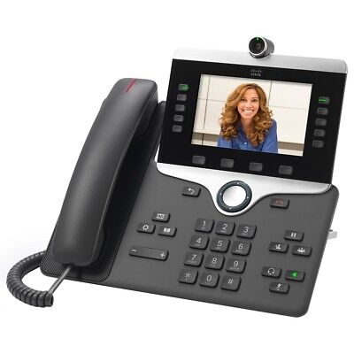 Cisco 8865 IP VolP Phone Telephone (CP-8865-K9). BRAND NEW!