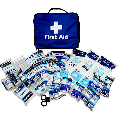 Qualicare School Kids Childrens Sports Day Outdoor Emergency First Aid Kit Bag