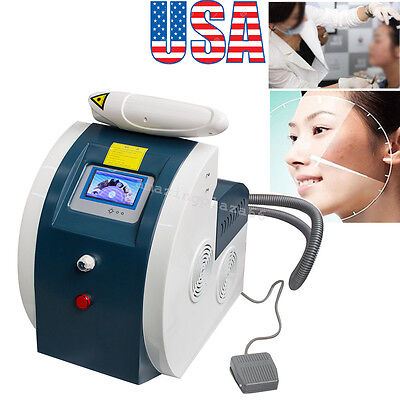 USA Laser Tattoo Eyebrow Pigment Removal Beauty Machine Remove eye line lip line