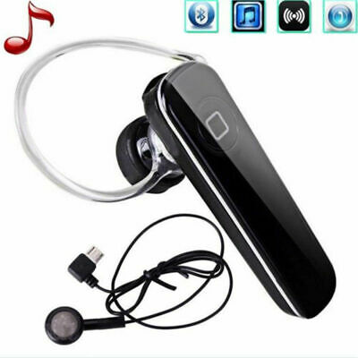 Wireless Bluetooth 4.1 Handsfree Headset Ohrhörer Kopfhörer für Handy Smartphone