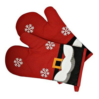 New Ambrosia Jingle Bells Oven Glove