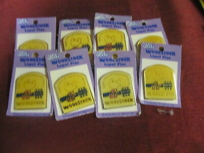 8 New These Days Of Peace & Music Woodstock Pins