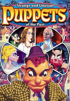 Strange and Unusual Puppets of the Past NEW DVD