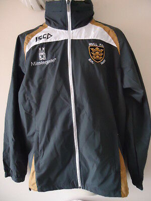 Men's Hull FC ISC Rugby League Full Zip Rain Jacket