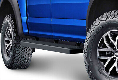 """iBoard Running Boards 5"""" Fit 15-17 Ford F150 SuperCrew Cab / 2017 F250/F350/F450"""