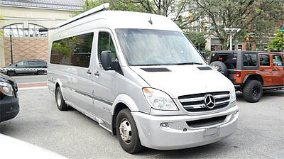 2012 Mercedes-Benz Sprinter Cargo 170 WB Cargo 170 WB sprinter rv camper bathroom 3500 conversion airstream van diesel me