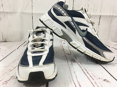 Nike Air Max  Men's Shoes  Athletic Blue White Size 10