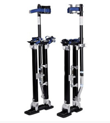 24-40 Inch Drywall Aluminum Stilts For Painting Taping Painters
