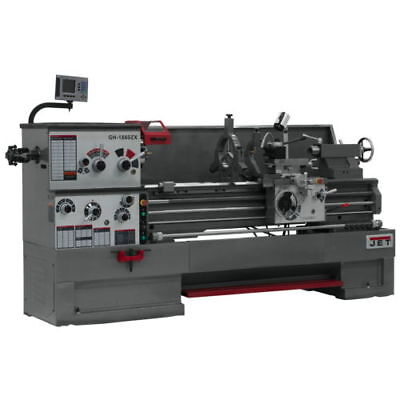 NEW Jet 321960 GH-1860ZX LARGE SPINDLE BORE LATHE