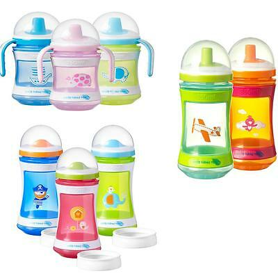Tommee Tippee Discovera Cups 6m+ 12m+ 24m+