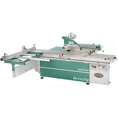 """G0501 Grizzly 14"""" Sliding Table Saw"""