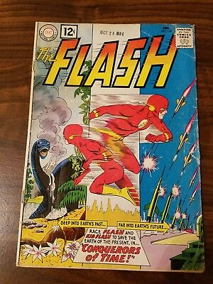 The Flash #125 (Dec 1961, DC)
