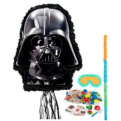 Darth Vadar Pinata Kit - Party Supplies