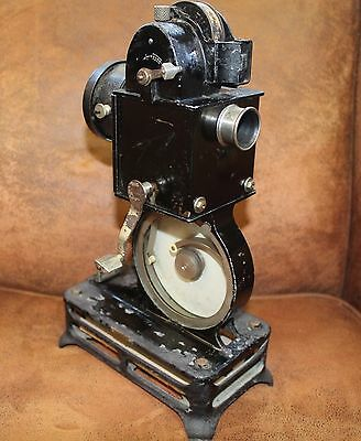 PROJECTOR HEAVEN,     PATHESCOPE BABY 9.5mm VINTAGE MOVIE PROJECTOR.