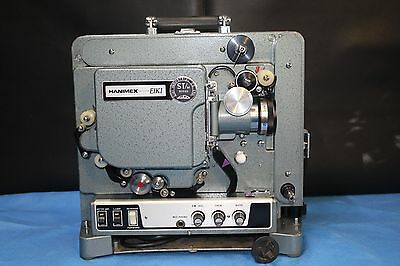 PROJECTOR HEAVEN. HANIMEX EIKI ST/M, 16mm SOUND MOVIE PROJECTOR, SERVICED A1