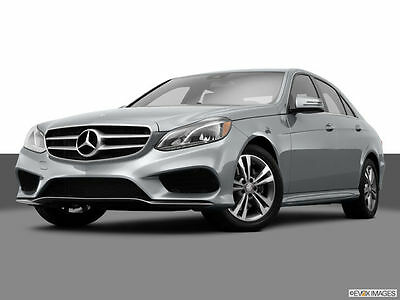 2014 Mercedes-Benz E-Class Base Sedan 4-Door 2014 Sedan Used Premium Unleaded V-6 3.5 L/213 7-Speed Automatic w/OD RWD Gray