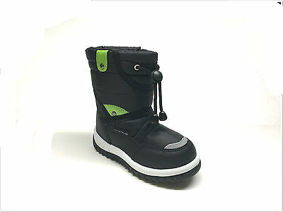 New Toddler Boy's Winter Snow Boots Size 6-11
