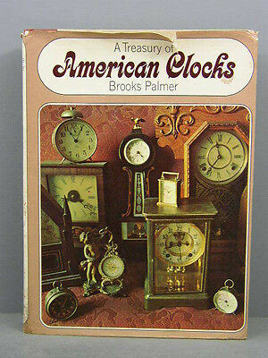 First Printing American Clocks Bk Grandfather Banjo New York Lighthouse Makers