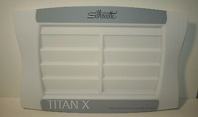 Silhouette Titan X Eyeglasses Display Rack for 8 Pairs Glasses, Exc Condition