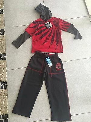 Boys Top and Pants Set (Size 4)