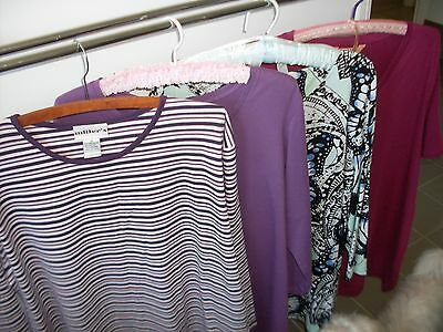 4 Great Tops Size 18