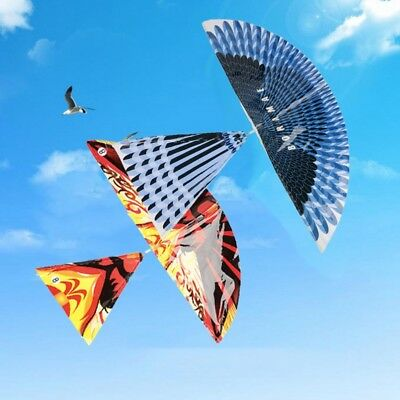 Colorful Rubber Band Powered Flying Bird Windmill Funny Classic Toy For Children