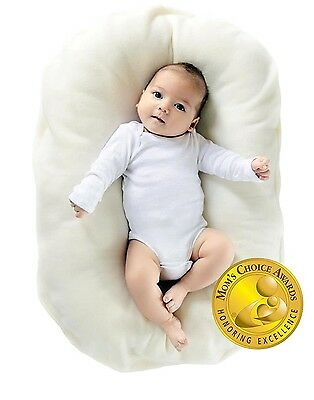 Snuggle Me Organic Cosleeping baby bed, infant lounger, for newborn to 6 months
