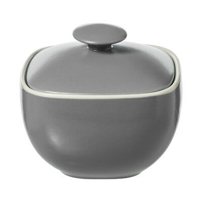 NEW Nambe Pop Sugar Bowl Slate