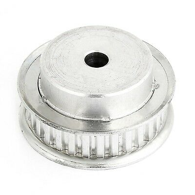 """11mm 9/16"""" Belt Width 5/16"""" Bore 30 Teeth Synchronous Timing Pulley"""