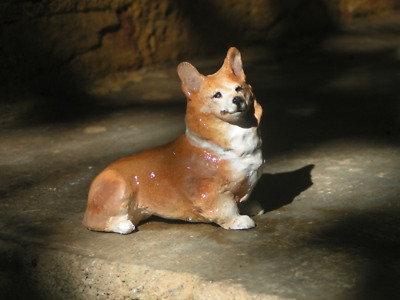 Corgi -- New -- From The Hevener Figurines Signature Collection