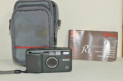 Ricoh R-1 Date 35mm Point & Shoot Film Camera