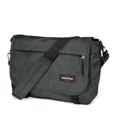 Tracolla Eastpak Delegate Black Denim
