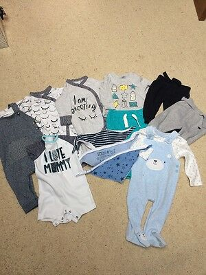 Baby Boys 3-6 Months Bundle 💙