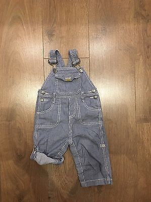 Mini Boden Dungarees 6-12months