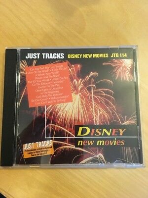 Karaoke Disney Movies JTG114 Free P&P