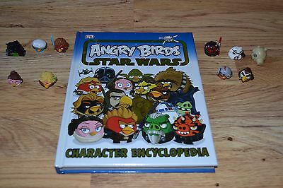 Angry Birds telepods and Star Wars character encyclopedia